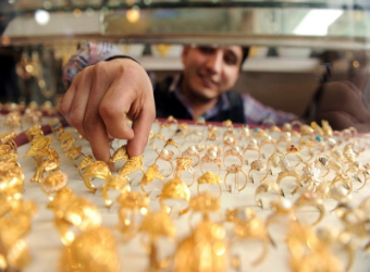 Gold Falls In Egypt By Two Pounds Today
