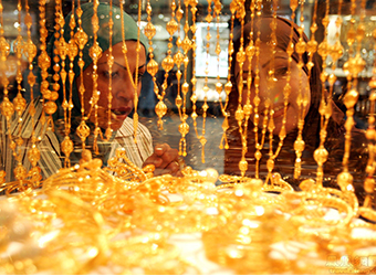 Gold Prices Jump To Seven Pounds Per Gram In Egypt
