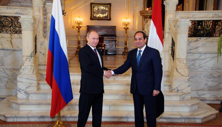 Putin - Sisi