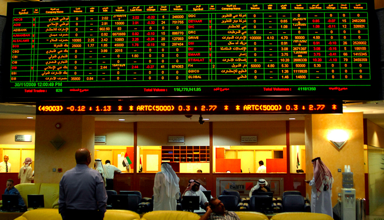 Saudi markets