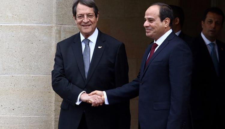 Sisi & Nicos Anastasiades