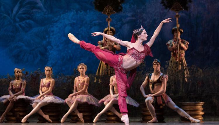 la bayadere ballet