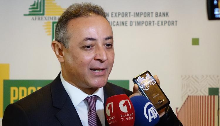 Amr Kamel, Vice President of the African Export-Import Bank (Afreximbank)