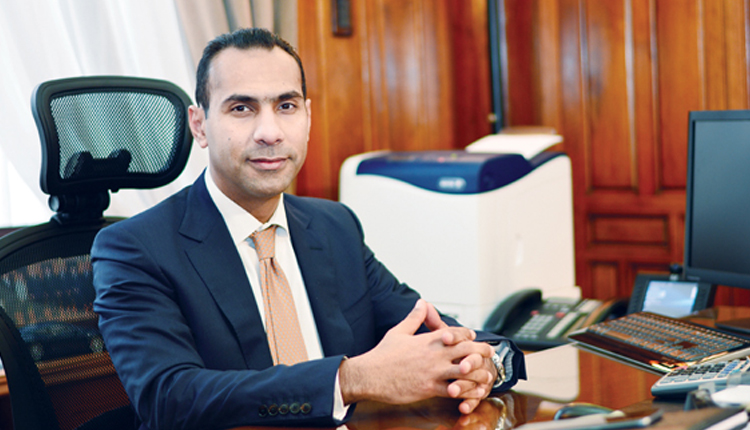 Banque Misr's vice chairman Akef El Maghraby