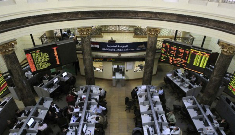Egyptian stock exchange (EGX)