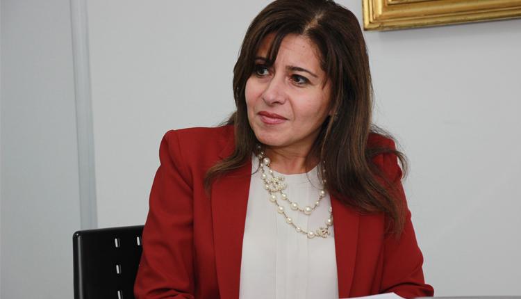 Raya Contact Center's deputy chief executive Reem Asaad