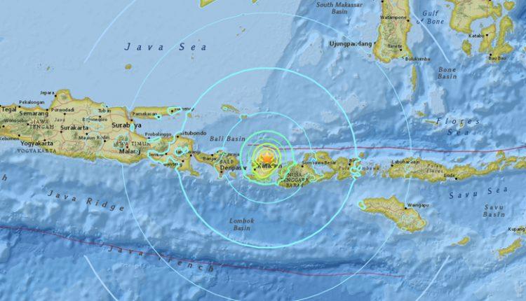 Tsunami Lombok