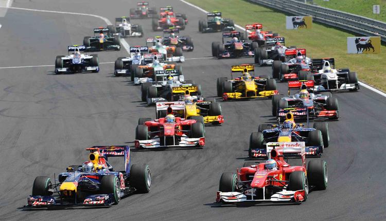 Formula One - Chinese Grand Prix