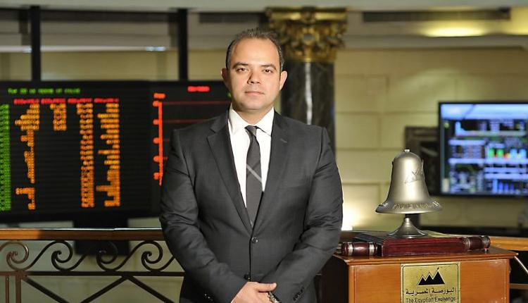 Egypt's stock exchange chairman Mohamed Farid
