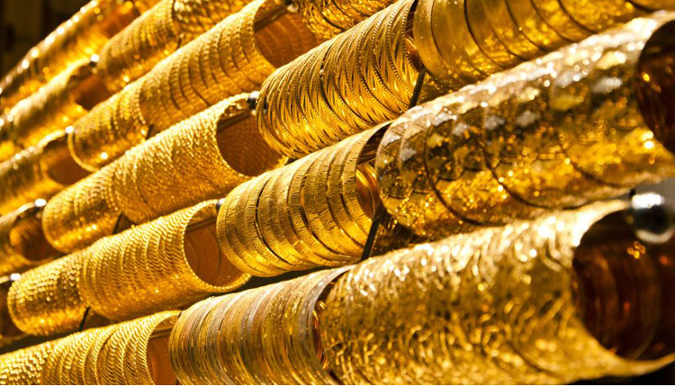 Gold prices in Egypt