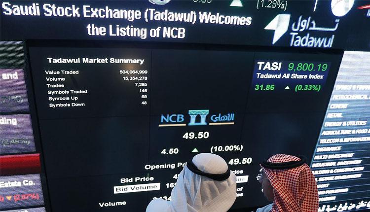 Gulf stock markets