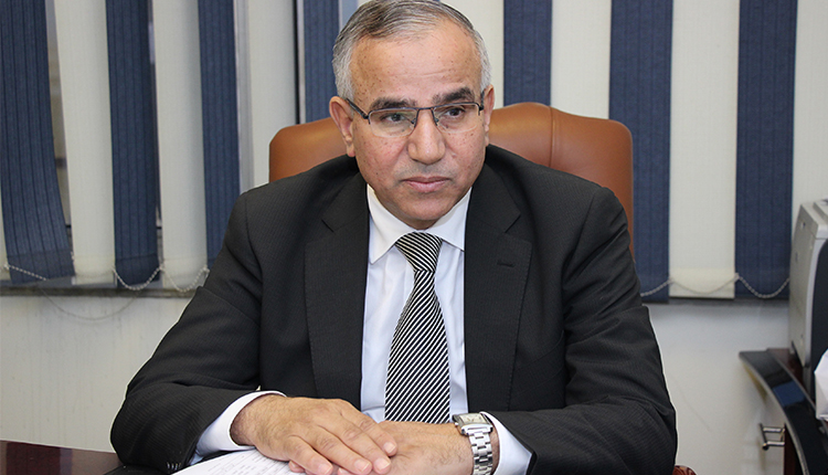 Hamdy Azzam, vice chairman of Industrial Development bank (IDB)