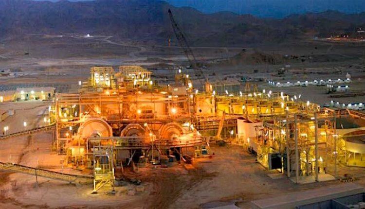 Centamin Sukari Gold Mine in Egypt
