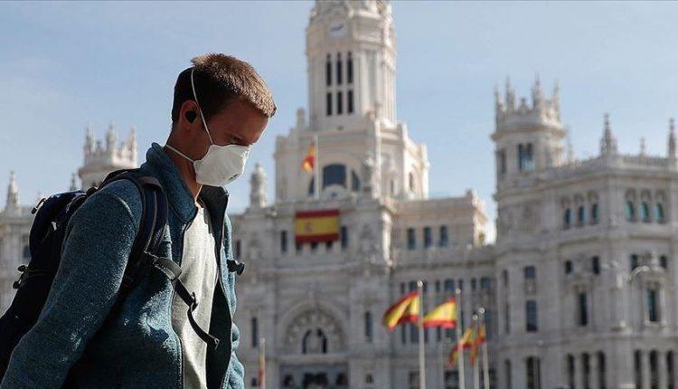 coronavirus deaths in Spain