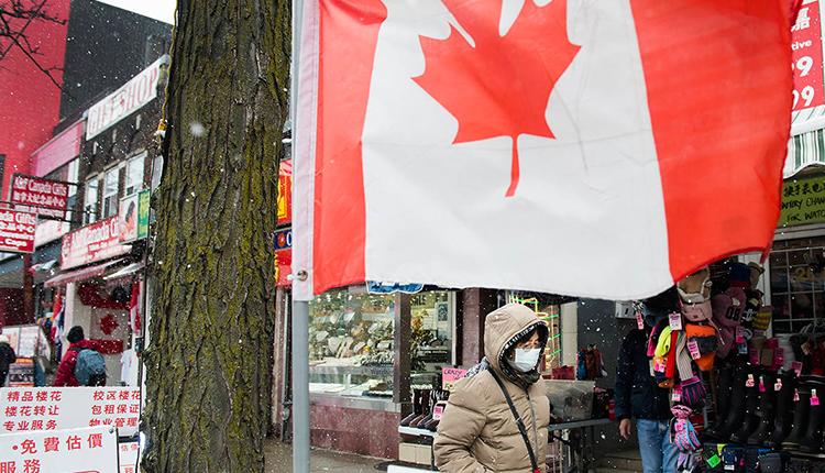 Canada coronavirus death toll