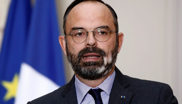 France's Prime Minister Édouard Philippe