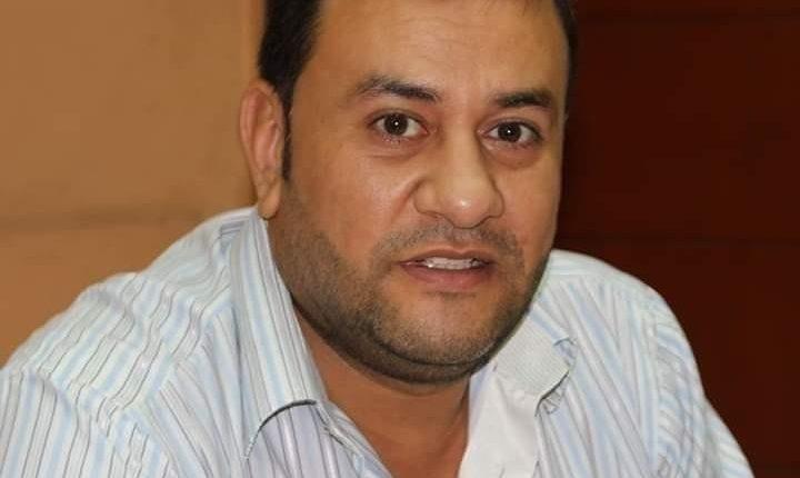 Egyptian Journalist coronavirus