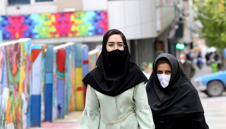 Iran partially easing restrictions reopening economy