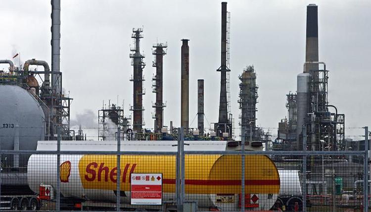 Shell's Egypt assets