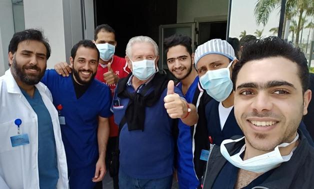 TOURIST Egypt coronavirus