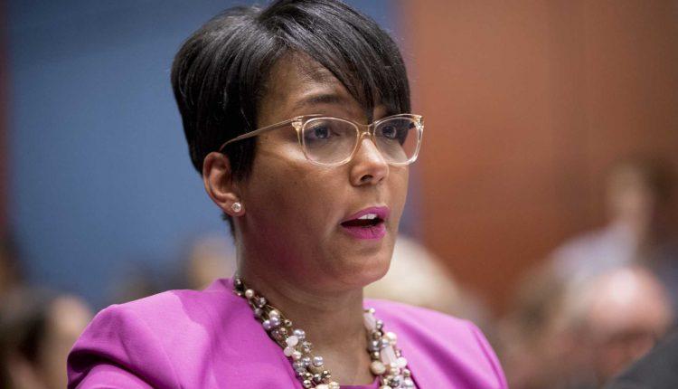 Atlanta Democratic Mayor Keisha Lance Bottoms