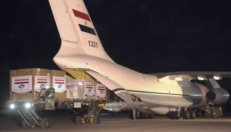 Egypt sends medical supplies to South Sudan