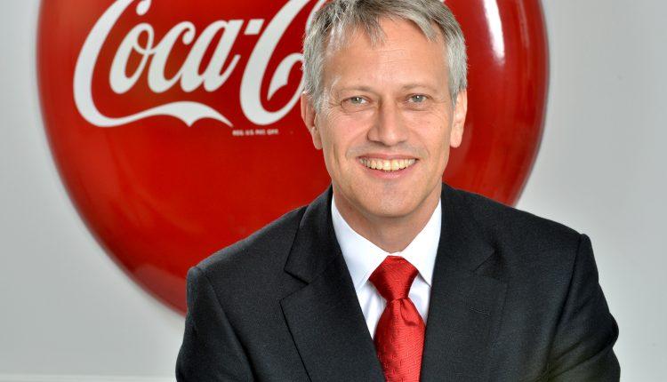 Coca-Cola CEO James Quincey