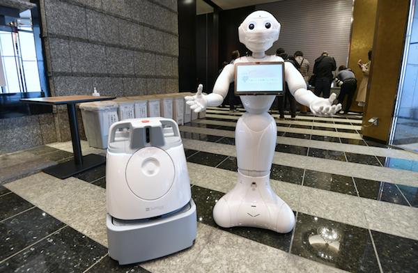 Tokyo robots