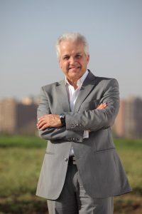 Solomon Baumgartner Aviles, CEO of Lafarge Egypt