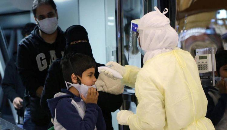 coronvirus Saudi Arabia