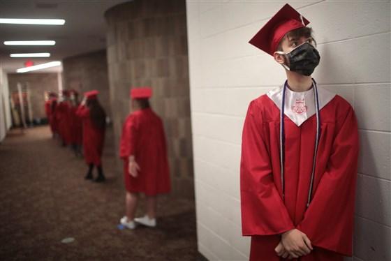 lonely graduation