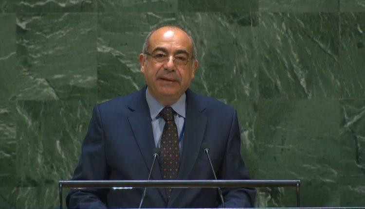 Egypt UN