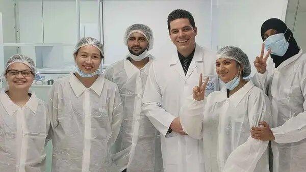 UAE coronavirus stem cells
