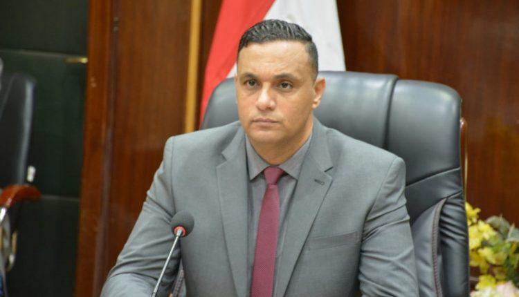 Dakahlia Governor Ayman Mokhtar