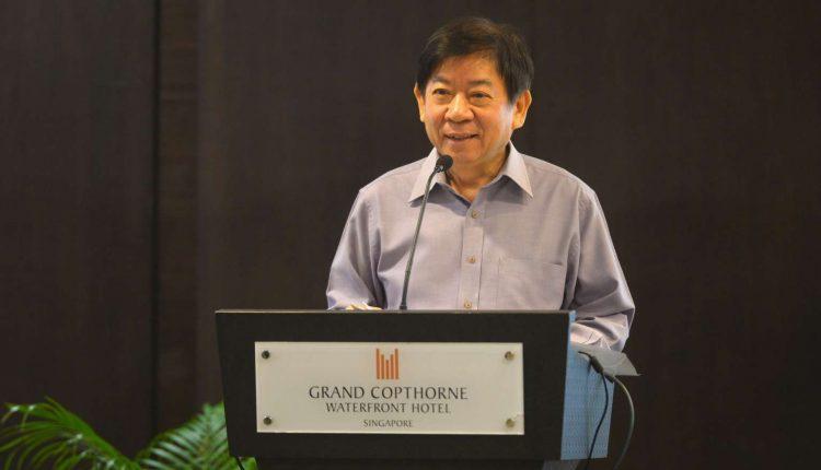 Singapore transport minister Khaw Boon Wan