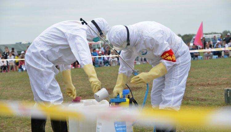 China bubonic plague