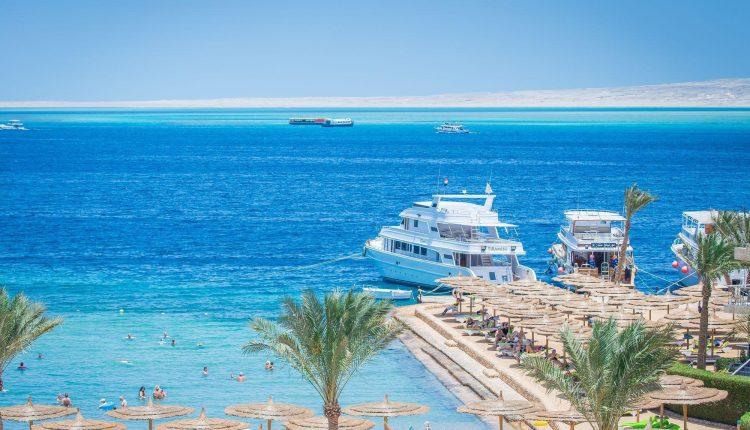 Egypt's Red Sea city of Hurghada