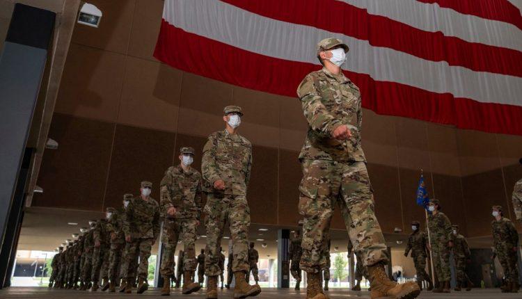 U.S. military coronavirus