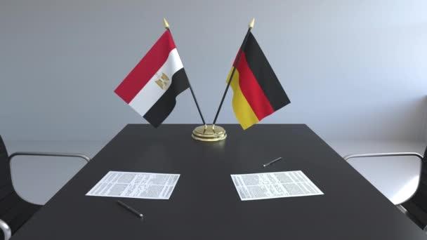 Egypt Germany