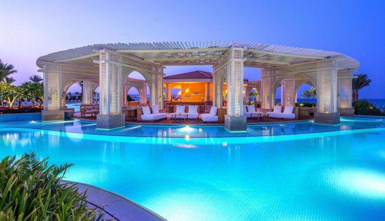 Egypt's Baron Palace Sahl Hasheesh