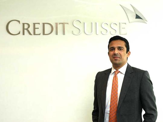Fahd Iqbal Credit Suisse