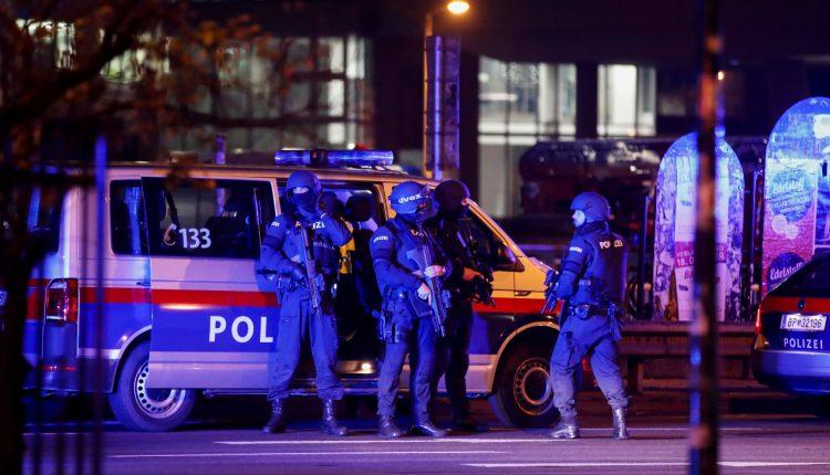 Vienna attack