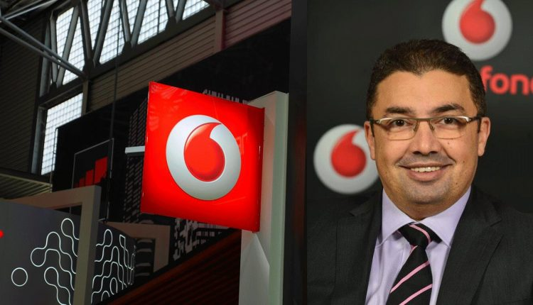 Ahmed Essam, new CEO of Vodafone UK
