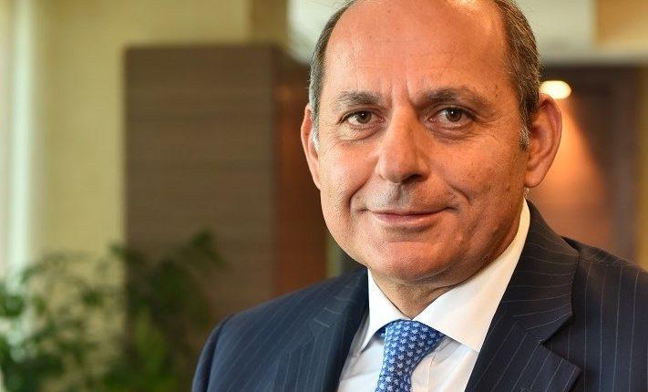 National Bank of Egypt's chairman Hisham Okasha