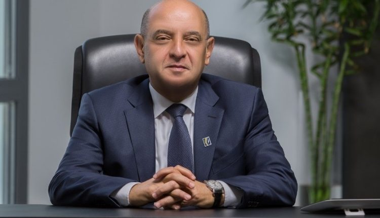Mohamed Berro, CEO of Emirates NBD-Egypt