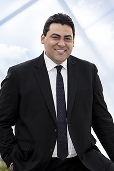 Adel Hamed - CEO of Telecom Egypt