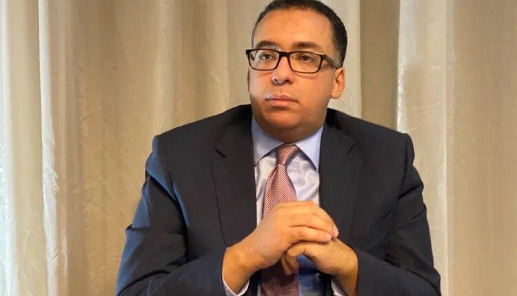 Anwar Zeidan, founding partner of Zulficar & Partners Law Firm