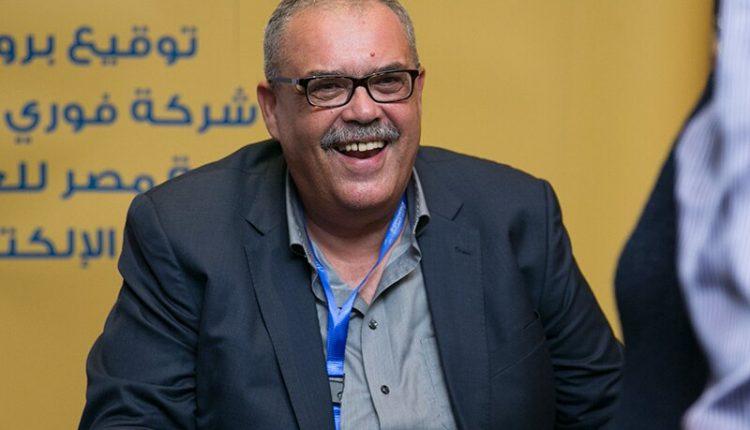 Ashraf Sabry, CEO of Fawry