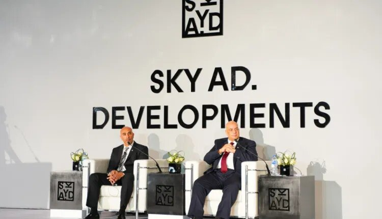 Sky AD. Develoments