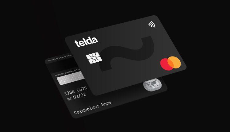 Telda-Card MasterCard